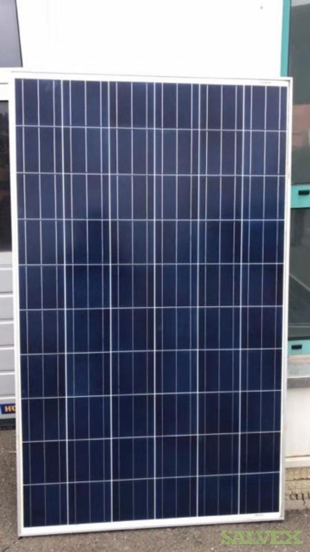 220W/225W Canadian Solar PV Modules (8,000 Modules) - USED