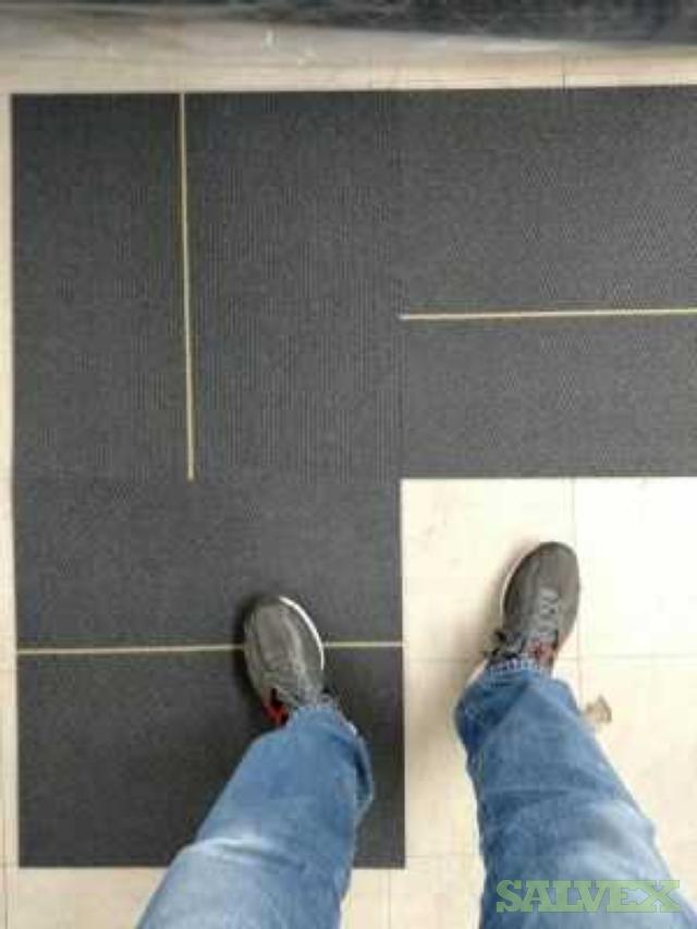 Carpet Tiles by Kinitex (9450 sq.ft)