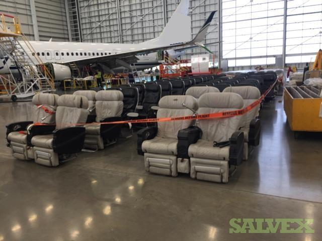 Recaro Shipset Seats - for Airbus A321 8, A320 51 and A319 10 Aircrafts (57 Units)