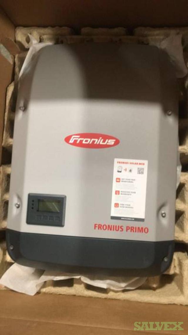 Fronius Primo 6.0-1 Inverters (40 units)