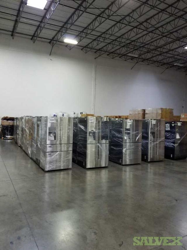 Samsung Refrigerators - Customer Returns (92 Units)