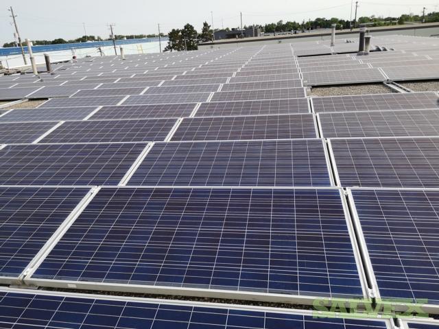 Jinko 300 and 305 W Solar Panels (540 modules)