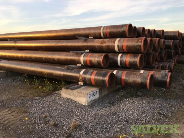 11 7/8 71.80# HCQ125 TSH 511 SMLS R3 Surplus Casing (6,262 Feet / 204 Metric Tons)