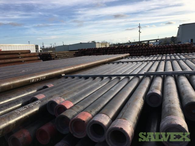 9 7/8 65.10# HCQ125 TSH 523 SMLS R3 Surplus Casing (4,600 Feet / 136 Metric Tons)