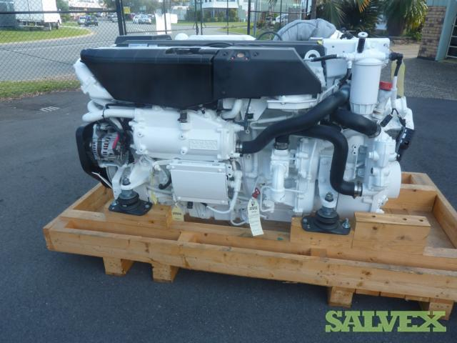 Volvo Penta Model D11 725HP Marine Engine (1 Unit)