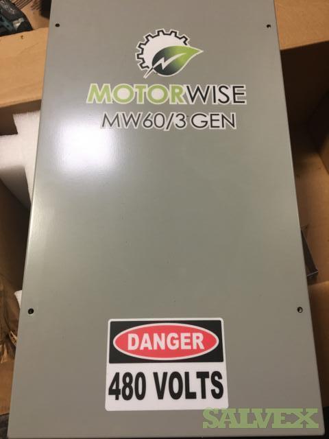 Motorwise MW 60/3 Gen Motors 480V (348 Units / 29 Pallets)