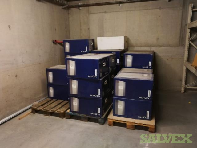 Schuco SGI PV Solar Inverters, Unused (30 Units)
