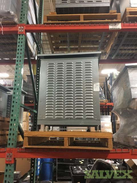 Powerohm Resistors (115 Units/45 Pallets)