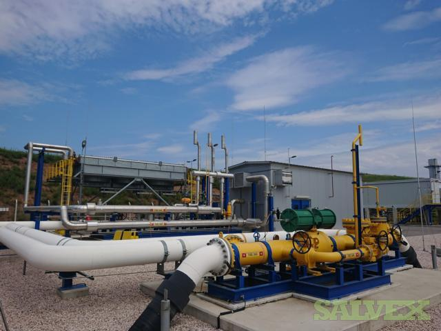Cameron Compression Systems TA/MSG Oil Free Centrifugal Gas Compressor 2R2MSGPB-3BRCG/30 3250 KW (1  Unit)