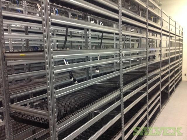 Racks for Electronic Items (8?x 19.5? x 46.5?)