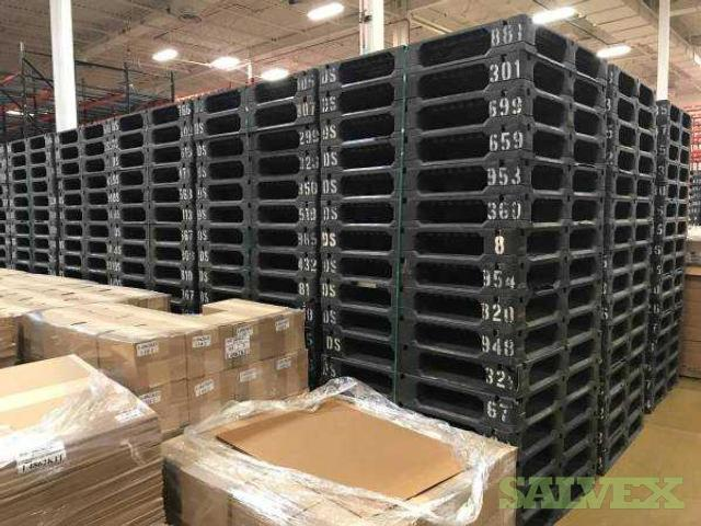 Plastic Pallets 48 x 40 (500 Units)
