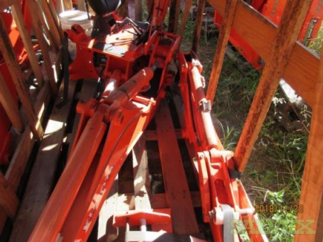 Kubota BH92 Backhoes (2 Units)