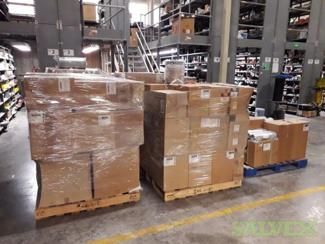 Surplus Spare Parts for Mining Equipment, Forklifts and PLC Electronics