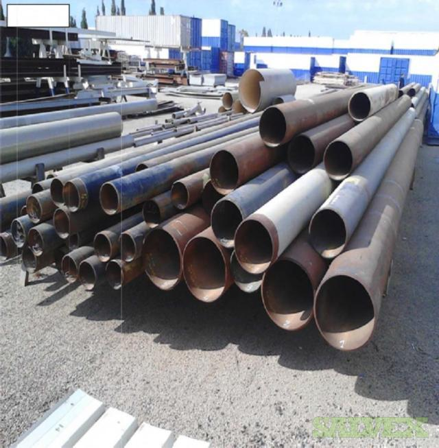 Structural Line Pipe 1 - 18 (712 Joints)