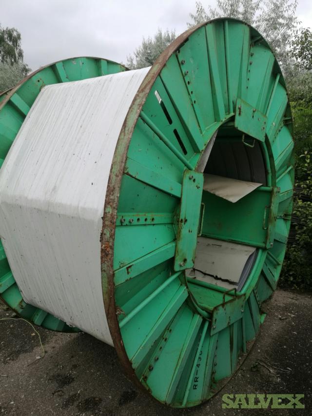 PVC Pipe Re-Lining Material SPR TM Type 87LHW PVC-U Profile (1300 Meters / 1660 kg)