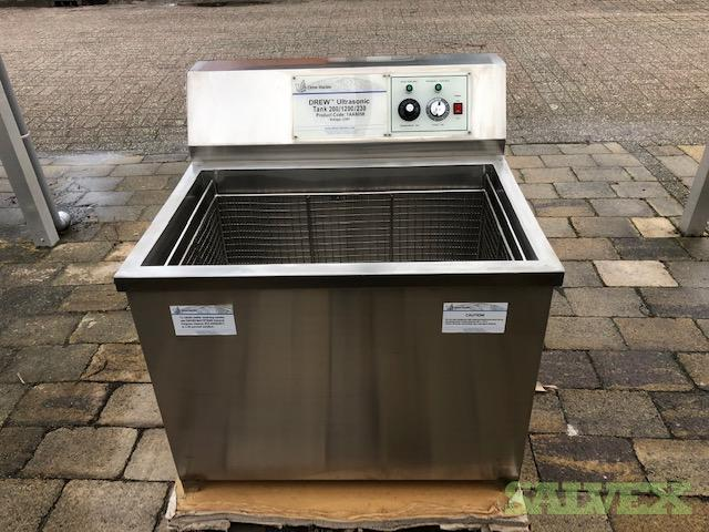Drew Ultrasonic Cleaner 200 Liter 230V (1 Unit)