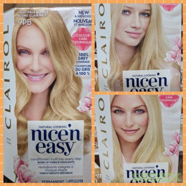 Clairol Nice 'N Easy Hair Dye (3,540 Units)