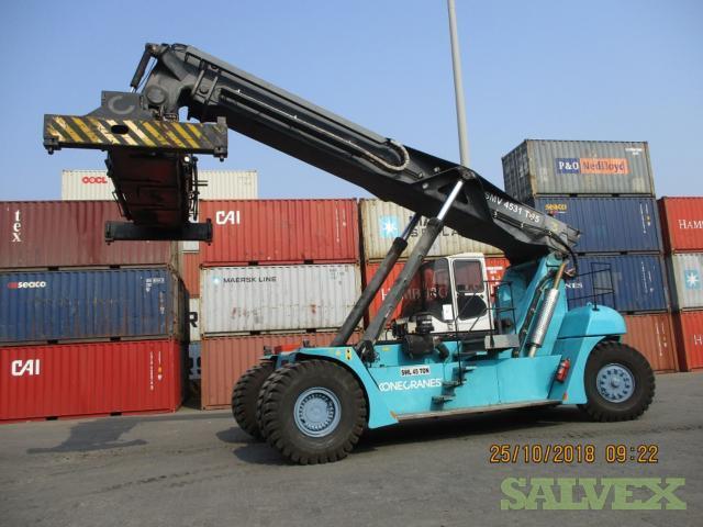 Kone Cranes SMV4531TB5 2013 Reach Stacker (1 Unit)