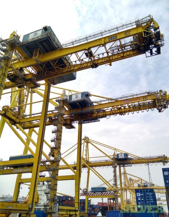 Kone STS Container Crane (1 Unit)