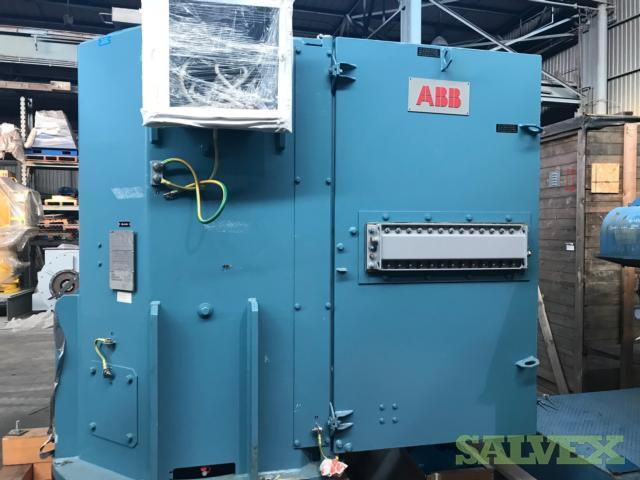 1864kW ABB Vertical Thruster Motor IP55