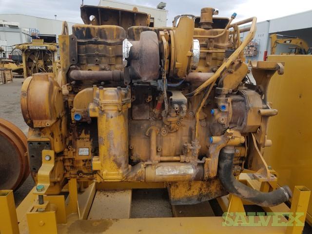 Caterpillar D8T Engine Model C15, 2011