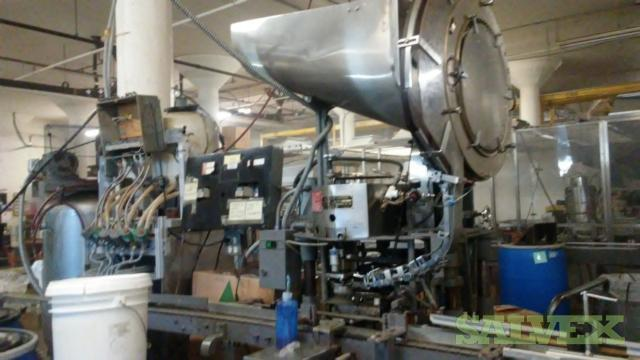Resina NRS-30 Single Spindle Chuck Capping System - Packaging and Processing Equipment (1 Unit)