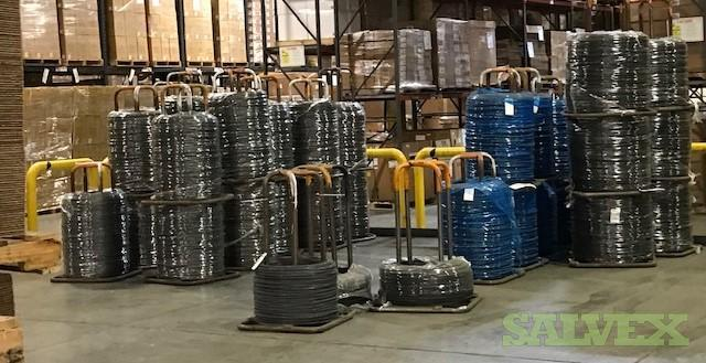 Obsolete High Carbon Steel Wire (103,322 Lbs.)