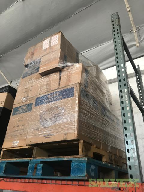 ULINE Storage Bins (353 Units)