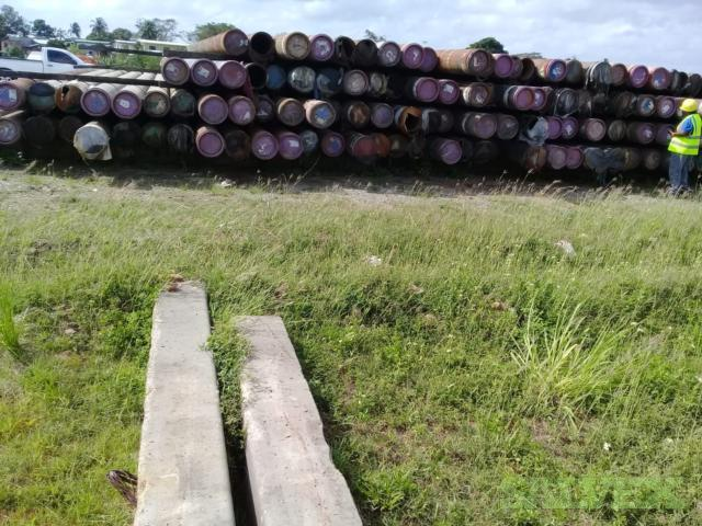 14 115# P110 Vam Bolt R3 Surplus Casing (9,080 Feet / 474 Metric Tons)