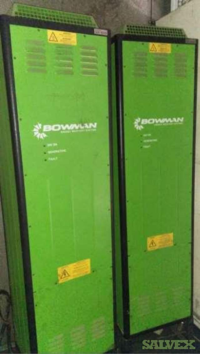 Bowman Energy Efficiency System Equipment (Turbochargers, Turbo generators, Transformers etc)