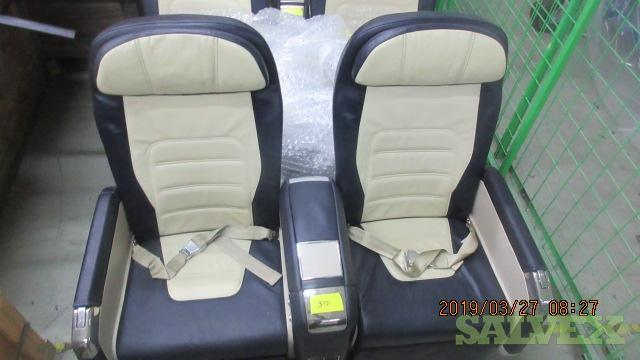 Geven Comoda Aircraft Shipsets / Business Class Seats (6 Units)