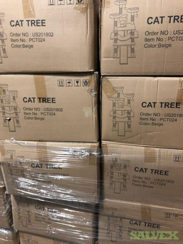 Brand New Cat Tree Tower Condo Furniture Scratching Post House (205 Units)