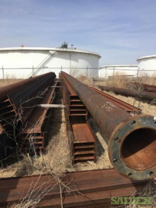 HMT 80,000 BBL Steel Tank (110' x 56')