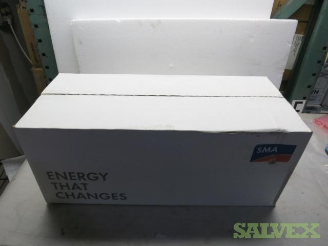 SMA Sunny Boy 240W Micro Inverter $6,000 - (800pcs)