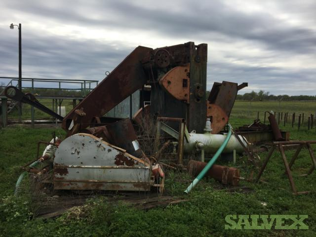 Scrap Oil and Gas Equipment