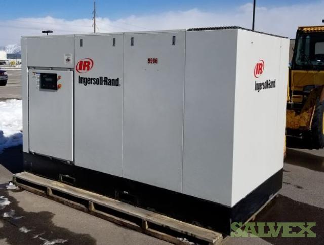 Ingersoll Rand Compresor SSR-EP200, 200Hp, 460 Volts