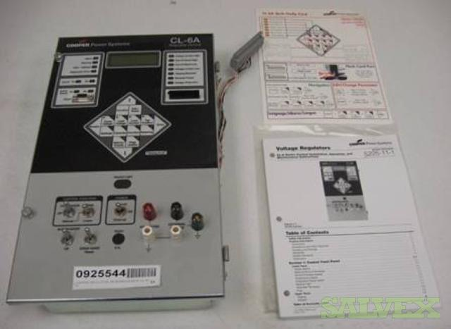 Control-Regulator Microprocessor COOPER CL-6A