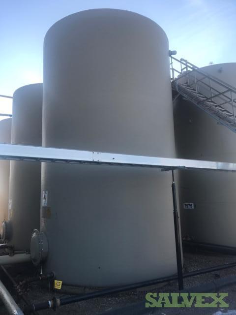 Fiberglass Tanks (400 BBL)