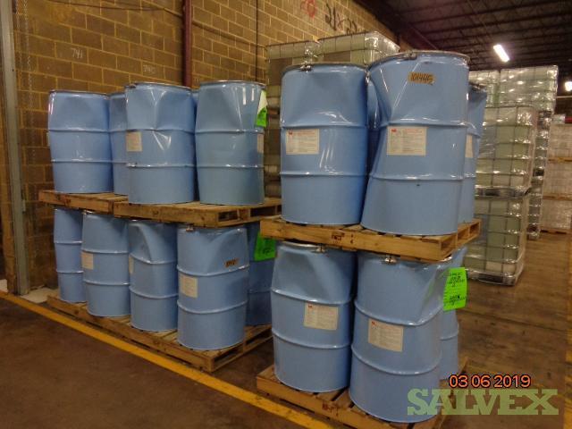 13X Molecular Sieve and 4A Molecular Sieve Drums (22 Drums)