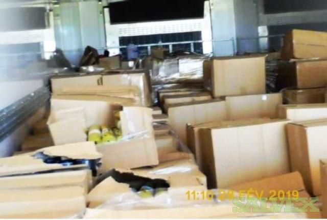LDPE Drawtape Garbage Bags (13200 Kg)