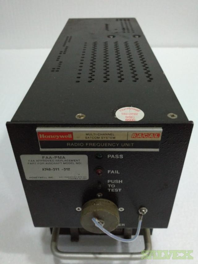 Avionics for B737, B747 & DC-10 - Transponder, Control Unit, FMU, BSU, Diplexter (39 Units)
