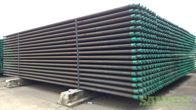 3 1/2 9.30# N80 HCS R2 Surplus Tubing (30,000 Feet / 127 Metric Tons)