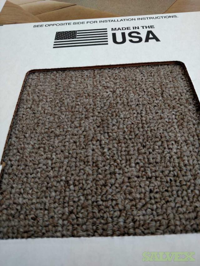 EZ Tile - peel n stick commercial carpet tile -2352 sq. feet
