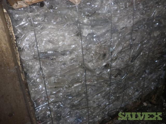 PET Bottle Scrap Plastic (2,000 MT)