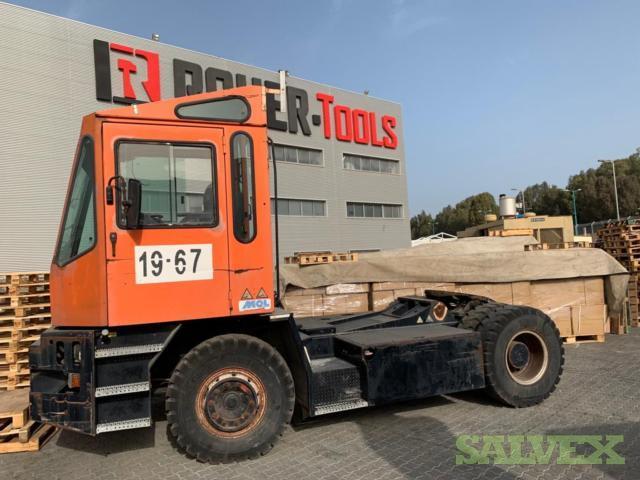 Terberg & MOL Terminal Tractors / Port Tow Trucks (17 Units)