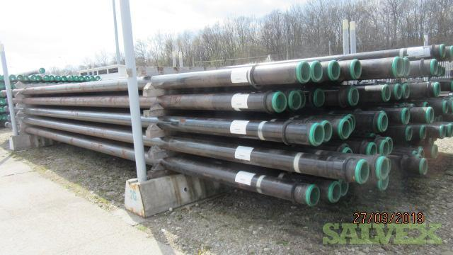 7 32.00# P110 TSH W523 SMLS Surplus Casing (5,318 Feet)