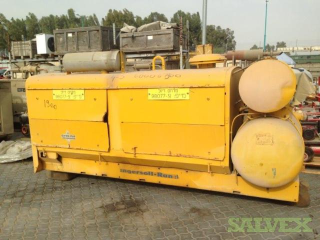 Ingersoll Rand Gyro-Flo 365 CFM Air Compressor (Used)