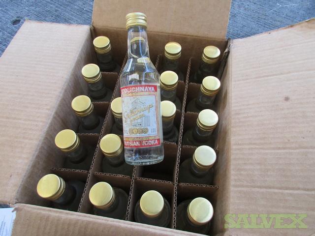 Stolichnaya Vodka (10,290 Cases)