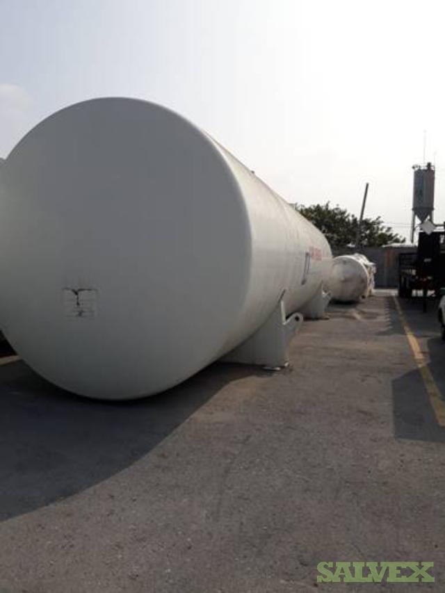 18000 Gallon Tanks (Nitrogen)