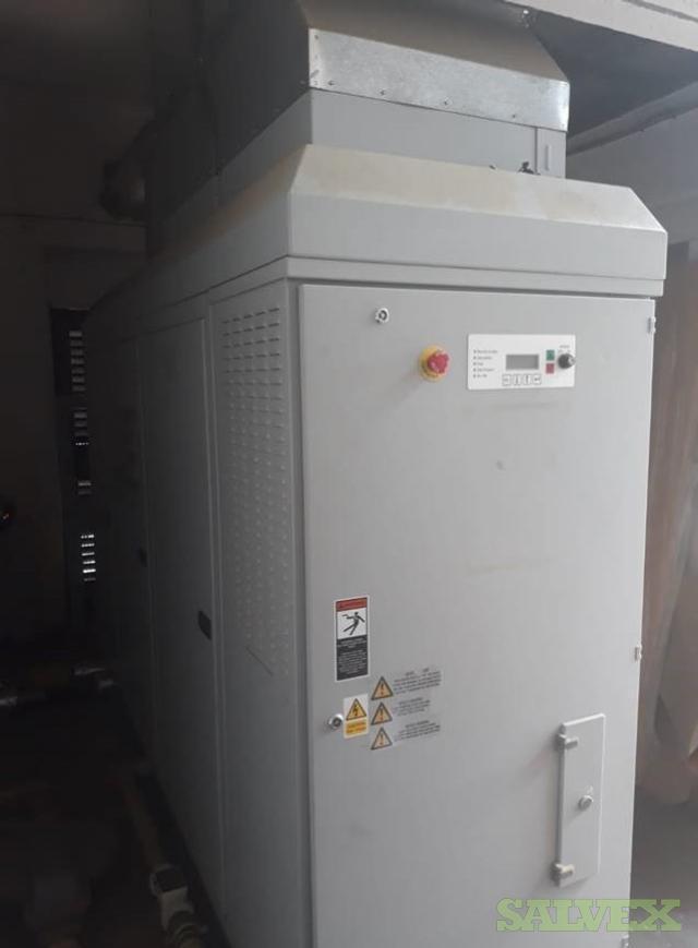 Elliott TA-100 CHP Microturbines, Natural Gas 100 kw (3 Units)